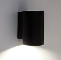 Настенный гипсовый светильник LUMINARIA, бра GYPSUM LINE Dublin R1808 BK (Чёрный)