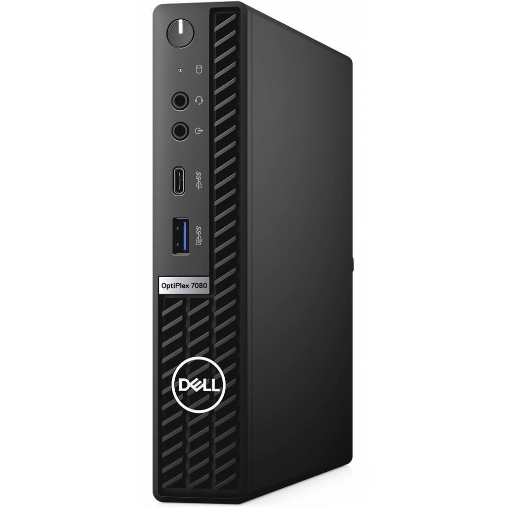 Компьютер Dell OptiPlex 7080 MFF / i7-10700T (N012O7080MFF-08)
