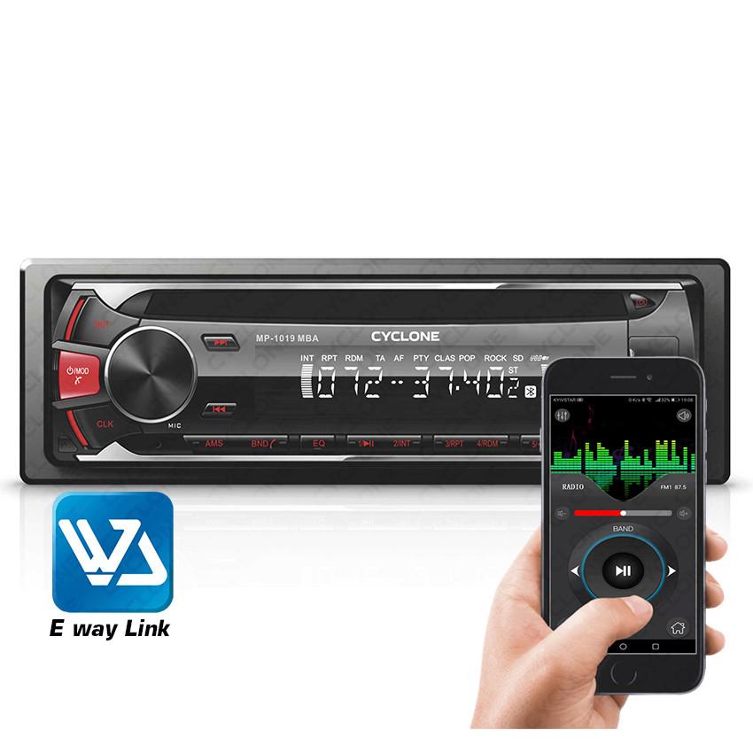 Автомагнитола MP3 проигрыватель CYCLONE MP-1019R MBA