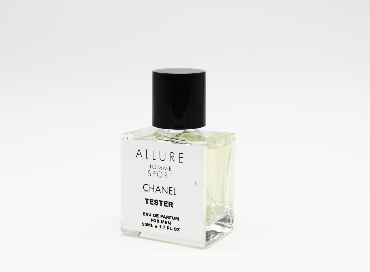 Тестер Chanel Allure Homme Sport 50ml (копия)