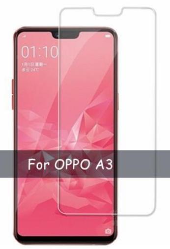 Гідрогелева захисна плівка на OPPO A3 на весь екран прозора