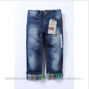 """Детские джинсы Zara для мальчика - интернет-магазин """"Модная семья"""" в Хмельницком"""