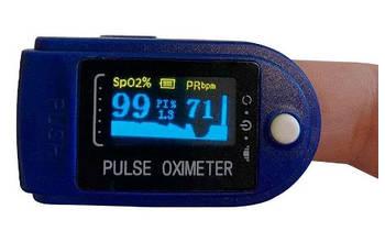 Пульсоксиметр электронный XY-010 медецинский для измерения пульса и сатурации крови
