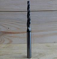 Концевая фреза для 3D гравировки Sekira 10300S ∠5° Z3 D4 R2 h46 d8 L100