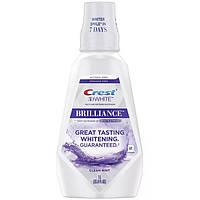 Средство для полоскания полости рта + отбеливание Crest Brilliance mouthwash 1L