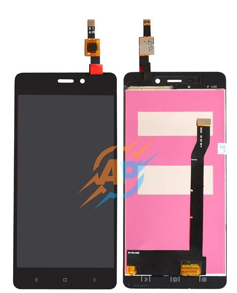 Дисплей и сенсор (дисплейный модуль) для Xiaomi Redmi 4 черный + подарок