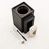 Настенный гипсовый светильник LUMINARIA, бра GYPSUM LINE Dublin S1809 BK (Чёрный), фото 3