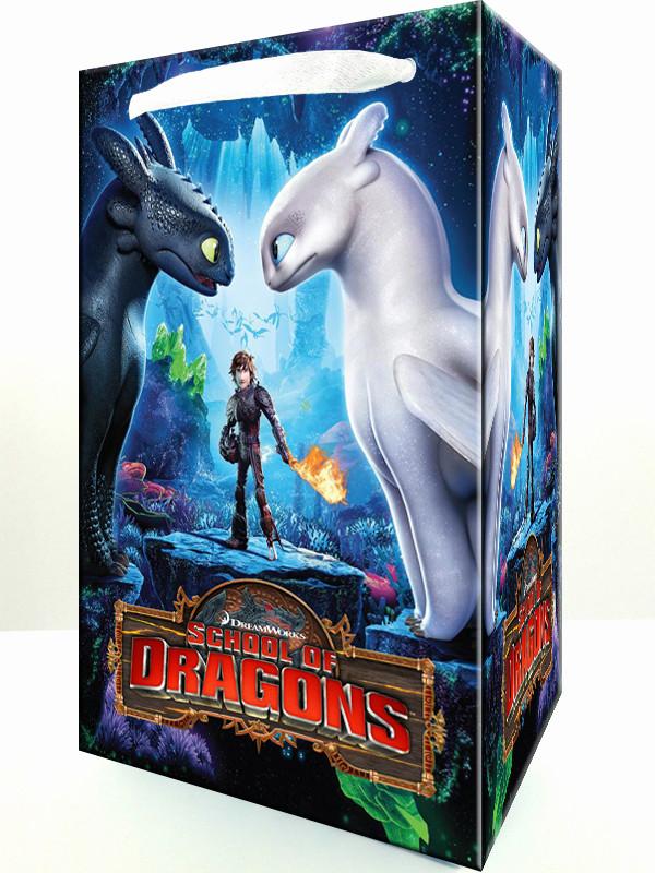 """""""Драконы"""" - Пакет 21/12/6 см."""
