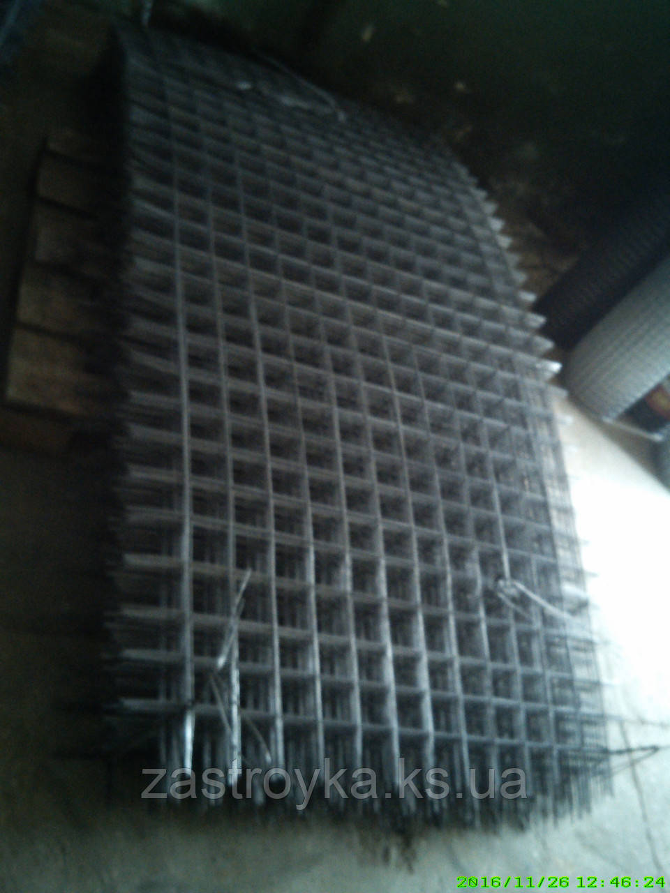 Сітка (кладочна) арматурна d 3мм 50х50мм 1х2м