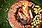 Гриль мангал, барбекю HOLLA GRILL Black Wide Open большая открытая тумба, фото 9