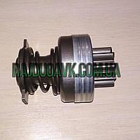 Привод стартера (бендикс) AZF-4137 Iskra (11.131.524) 9 зубов УРАЛ, МАЗ двигатель ЯМЗ-534, 536 ЕВРО-4
