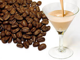 Кофе в зернах зерновой ароматизированный Ирландский крем 100 г