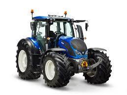 Іграшка трактор Valtra T214