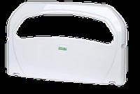 Диспенсер для накладок на унитаз белый
