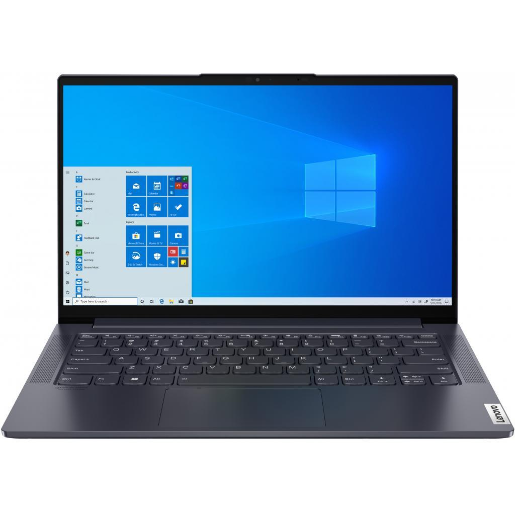 Ноутбук Lenovo Yoga Slim 7 14IIL05 (82A100HMRA)