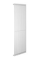 Дизайнерский радиатор Praktikum 1800х387 Betatherm белый