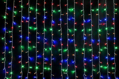 "Светодиодная LED гирлянда ""Водопад"" 1,5х1,5м"