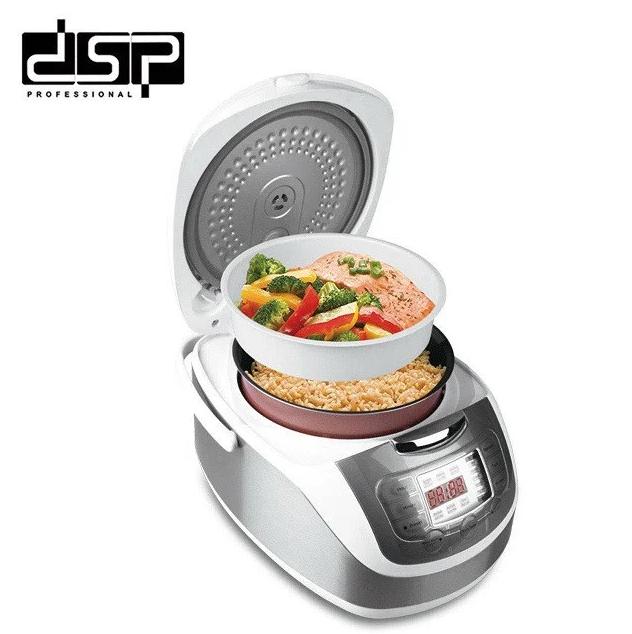 Электрическая мультиварка DSP KB5001 ( 6 программ, 5 литров)