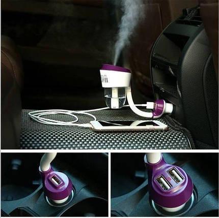 Ароматерапевтический увлажнитель для автомобиля второго поколения, фото 2
