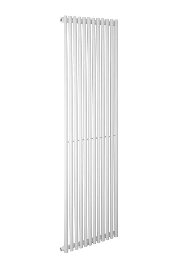 Дизайнерский радиатор Praktikum 1800х463 Betatherm белый