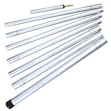 Стойка для тента Tatonka Tarp-Stange (300см), хром 2504.000