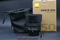 AF Nikkor 50mm f1,8 (Made in Japan), фото 1