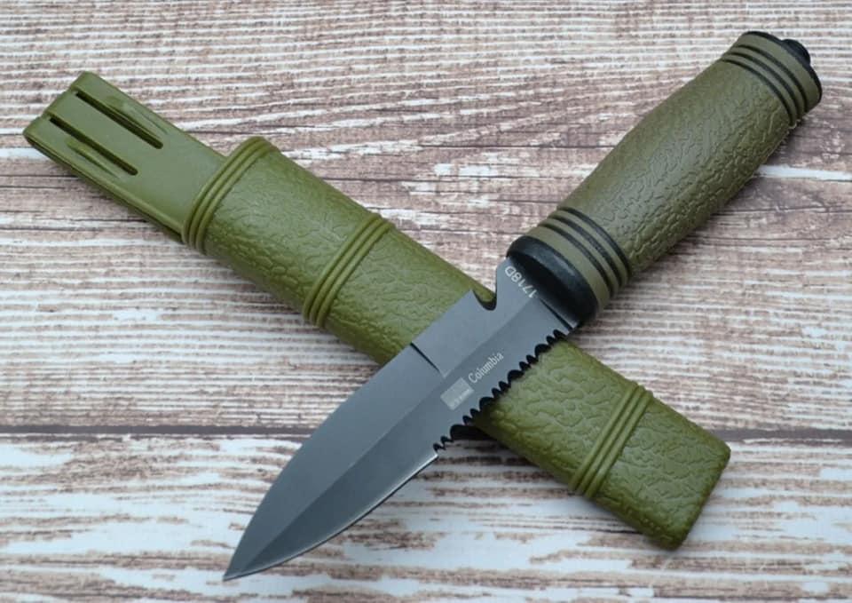 Нож охотничий Columbia 1718D для охоты, рыбалки, туризма