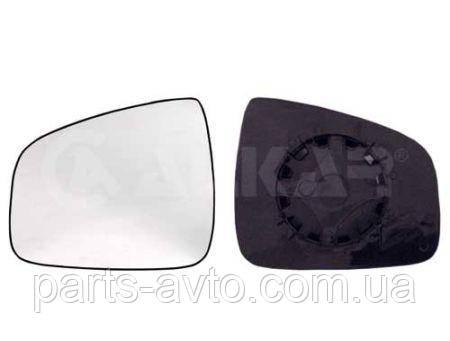 Стекло зеркала правое без подогрева Renault Logan, MCV, Sandero c 2008, Duster c 2013 TEMPEST 018 0133 430
