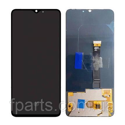 Дисплей для Realme X2 Pro (RMX1931) с тачскрином, Black (Original PRC), фото 2