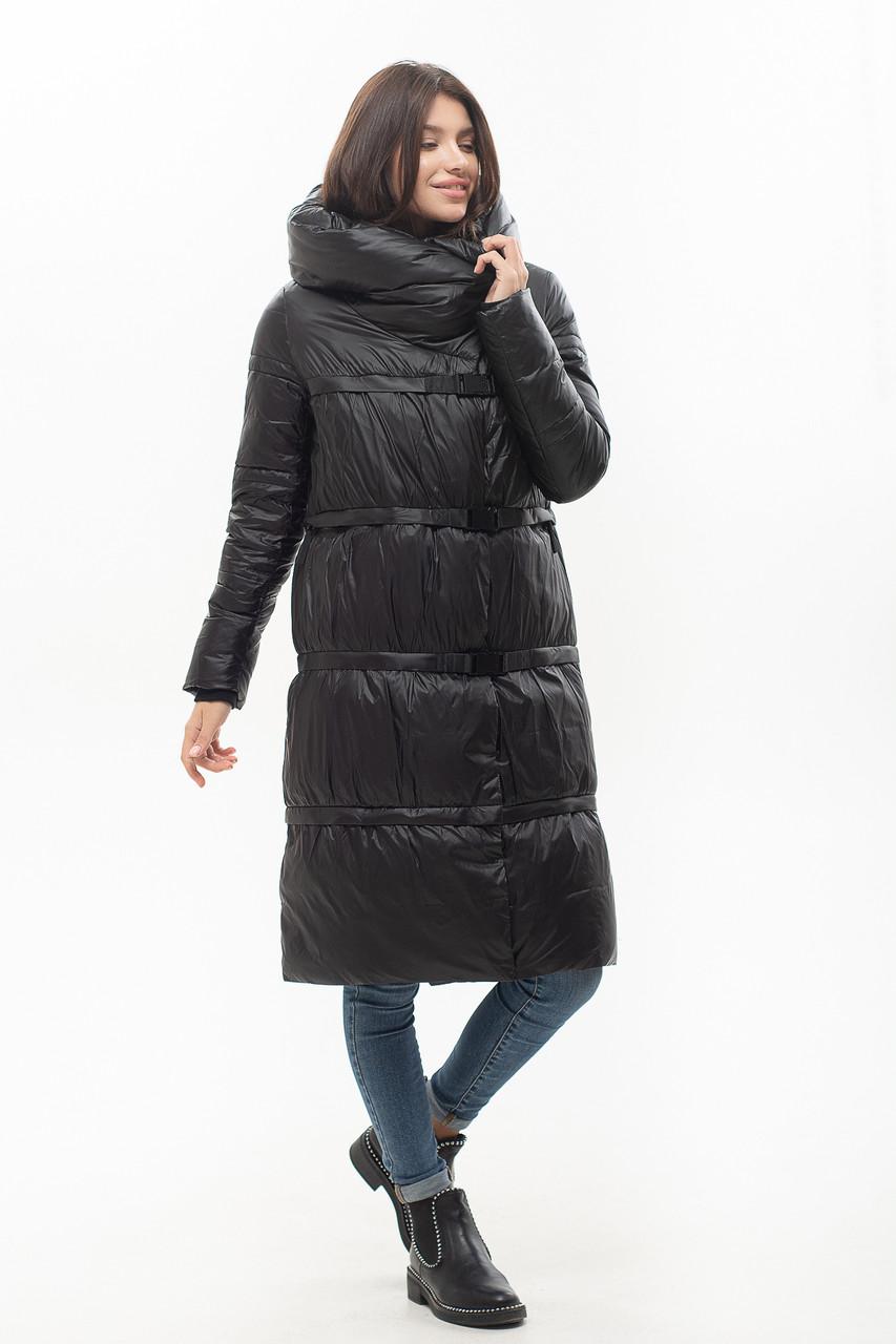 Пуховик Tongcoi 7007-B чёрного цвета XL