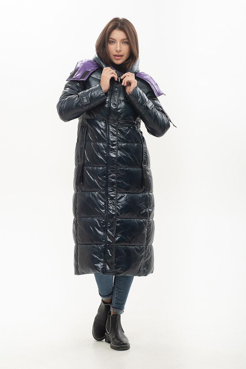 Пуховик Tongcoi 7029 цвета изумруд XL