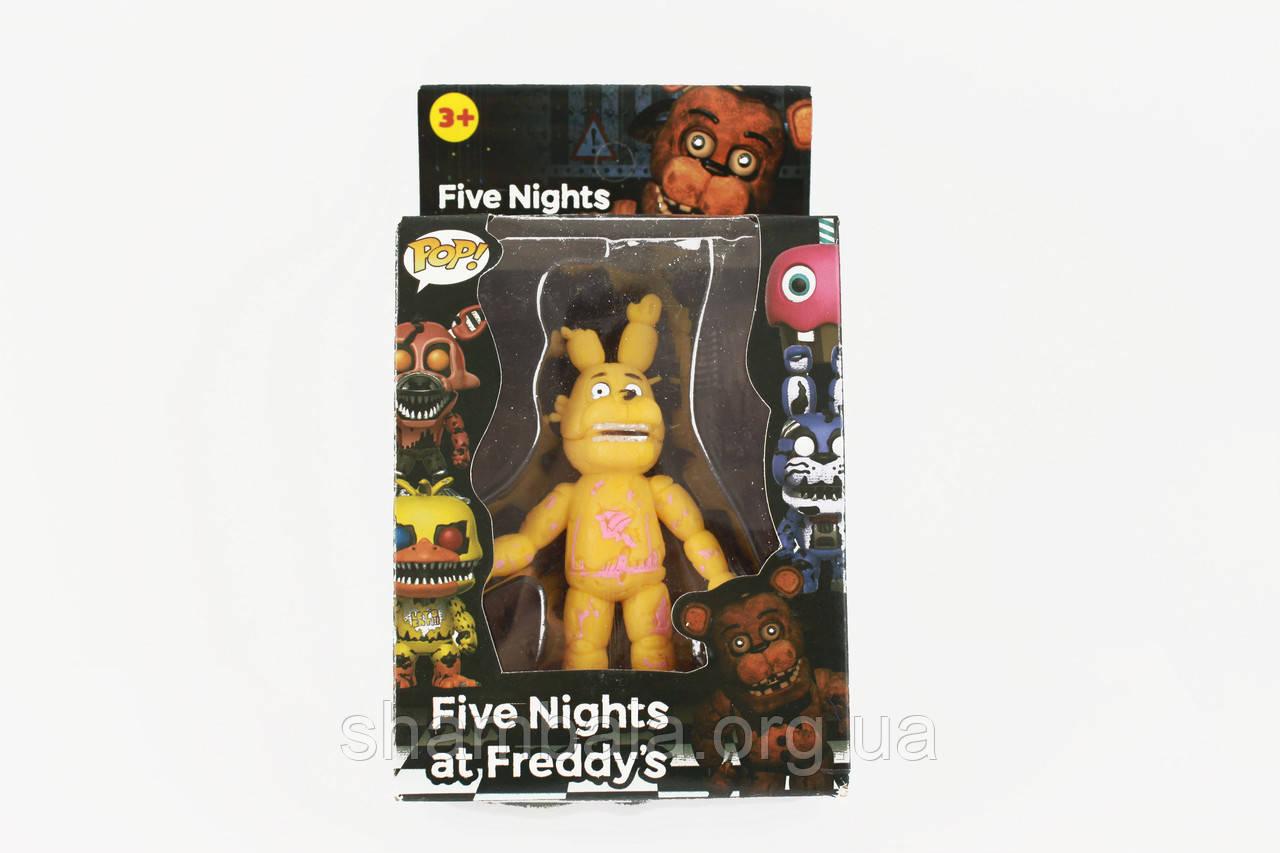 Фигурка кошмарного аниматроника из игры Пять Ночей с Фредди (090573)