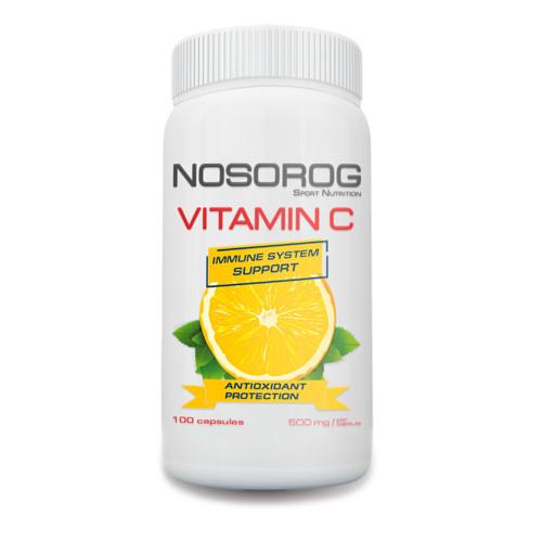 NOSOROG Nutrition Vitamin C 100 caps