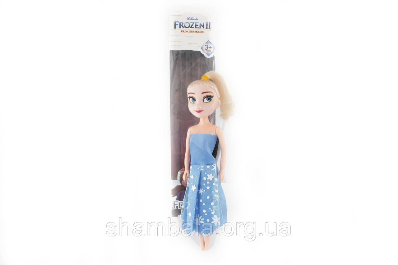 """Кукла """"Frozen II - Холодное сердце""""  Эльза (090931)"""