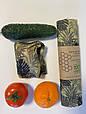 Восковая салфетка обертка для продуктов, воскова серветка обгортка, фото 2