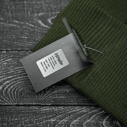 Чоловіча шапка Fila (Філа) чорна, зимова, фото 2