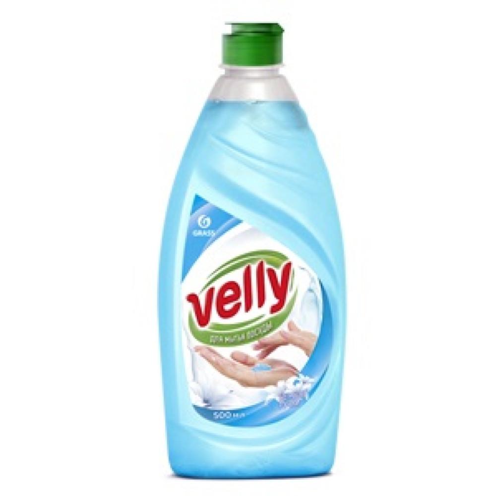 "Средство для мытья посуды GRASS ""Velly"" (нежные ручки) 500мл 125382"