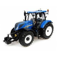Іграшка трактор New Holland T7.165S