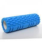 Валик для фитнеса, Валик массажный для спины, Ролик для йоги, похудения, Роллер ,Тренажер, Массажер, фото 2