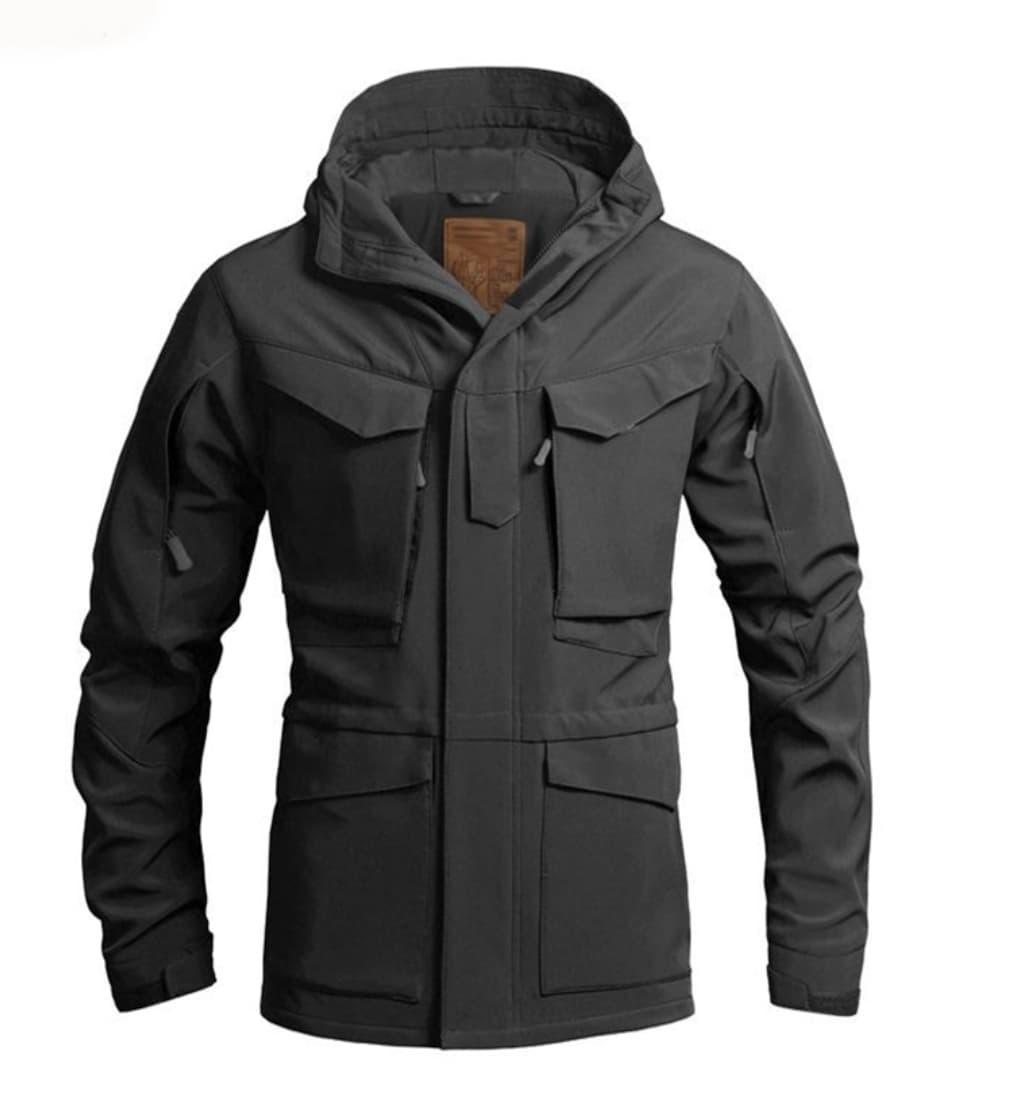 Куртка Softshel реплика M-65 ветро и водозащитная