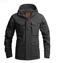 Куртка тактическая софтшел Softshel реплика M-65 ветро и водозащитная