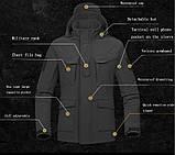 Куртка Softshel реплика M-65 ветро и водозащитная, фото 2
