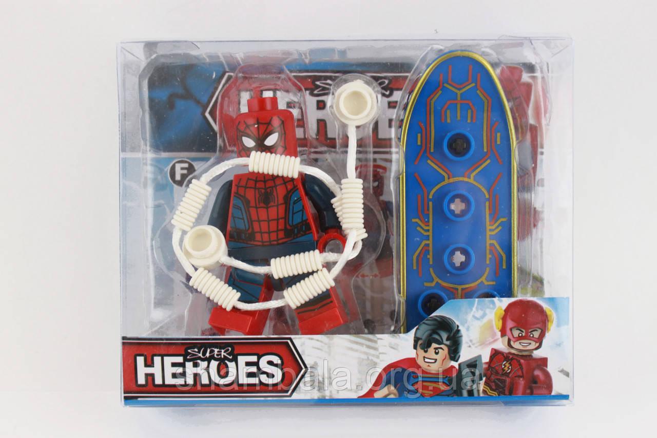 Конструктор Super Heroes Человек паук (091013)