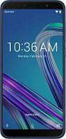 "Смартфон ASUS ZenFone Max Pro M1 ZB602KL 3/32GB Blue, 13+5/8Мп, 5000mAh, 2sim, 6"" IPS, GPS, 4G, 8 ядер"