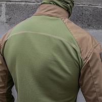 Рубашка UBACS тактическая ANTITERROR II COYOTE, фото 5