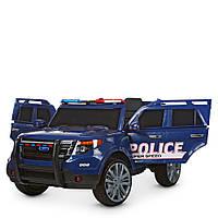 Детский электромобиль джип Police M-3259