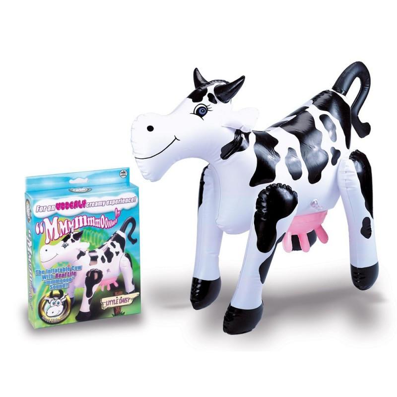 Надувная коровка Inflatable Cow With Sound