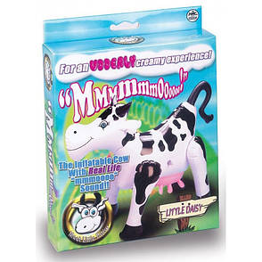 Надувная коровка Inflatable Cow With Sound, фото 2