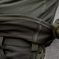 Рубашка UBACS тактическая ANTITERROR II OLIVE, фото 6