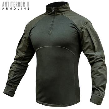 Рубашка UBACS тактическая ANTITERROR II OLIVE